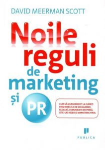 Carte de marketing online