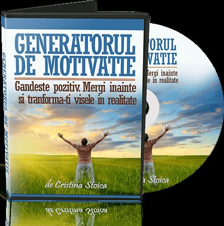generatorul de motivatie