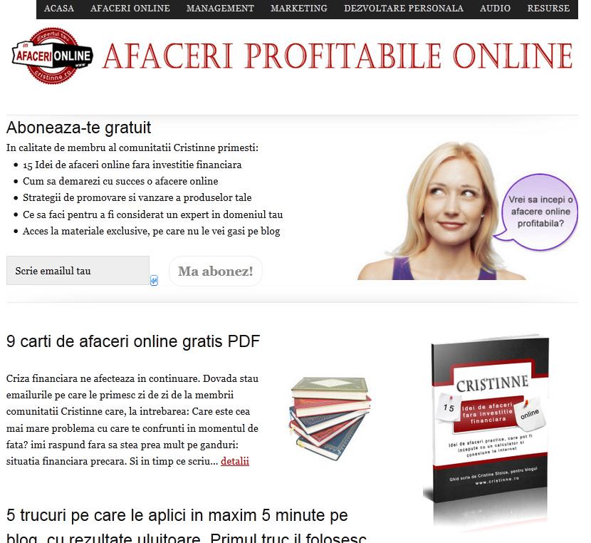 design site cristinne