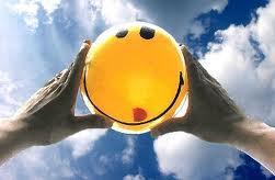 raspandeste energie pozitiva in jur